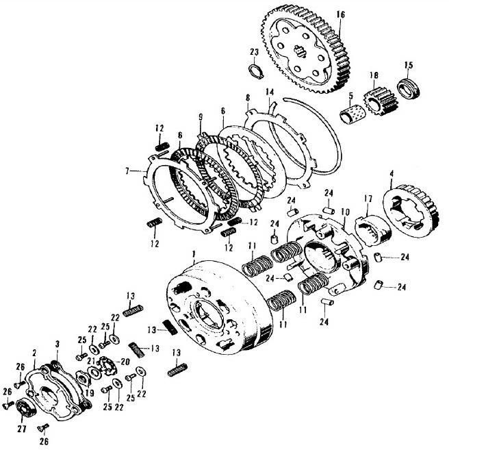 14mm lock nut
