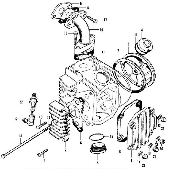 insulator for carburetor