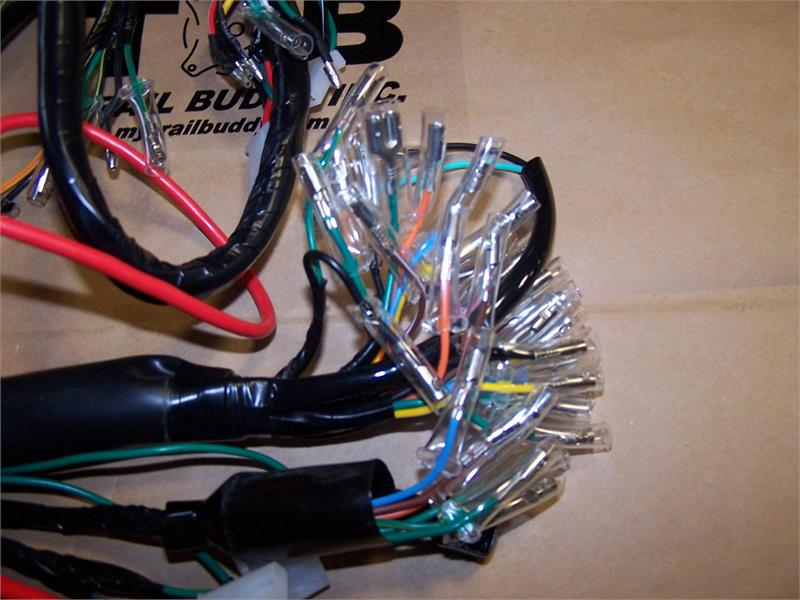 Tb Bucket on Universal Relay Wiring