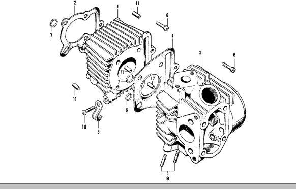 Honda Ignition Wire ClipTrail Buddy