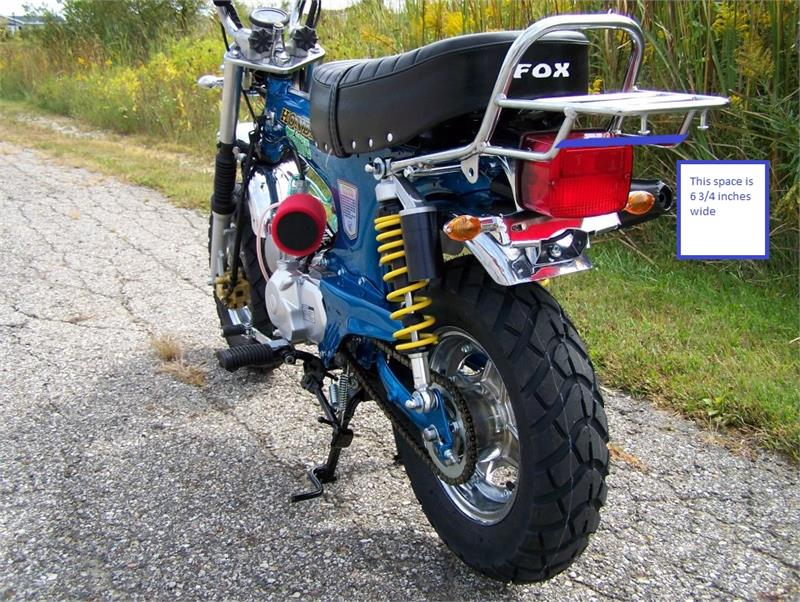 HONDA CT70 TRAIL70 1972 TO 1973 MODEL SEAT NEW REPRODUCTION.BEST QUALITY SEAT.