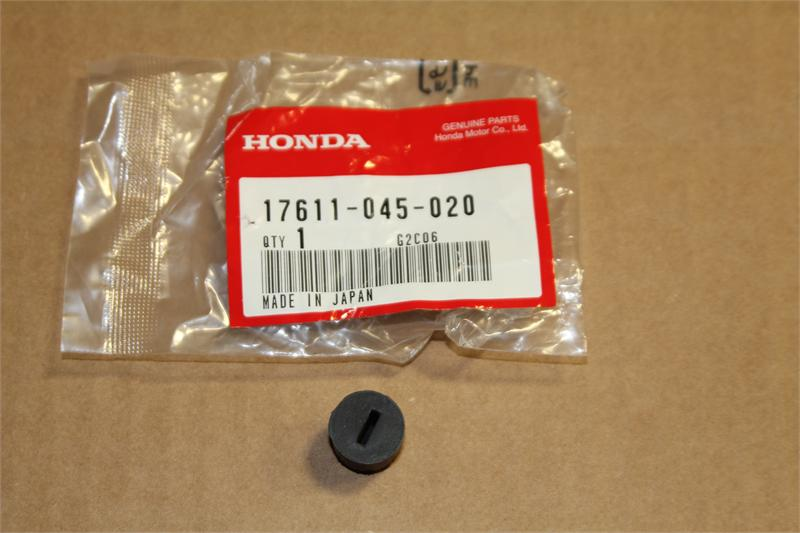 NOS Honda 1969-1975 QA50 Z50 Rear Tank Rubber 17613-045-000
